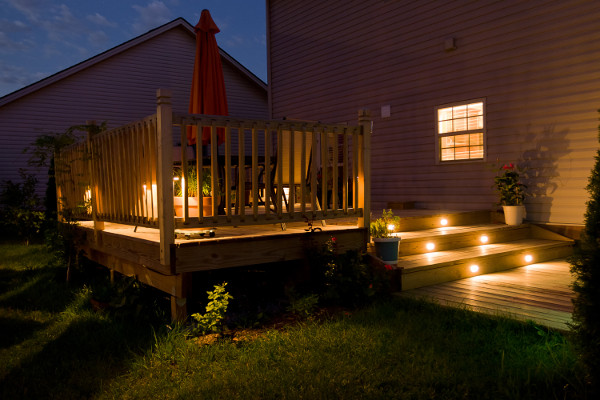 Garden LED Decking Lights