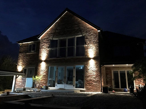 Outdoor LED External Wall Lights